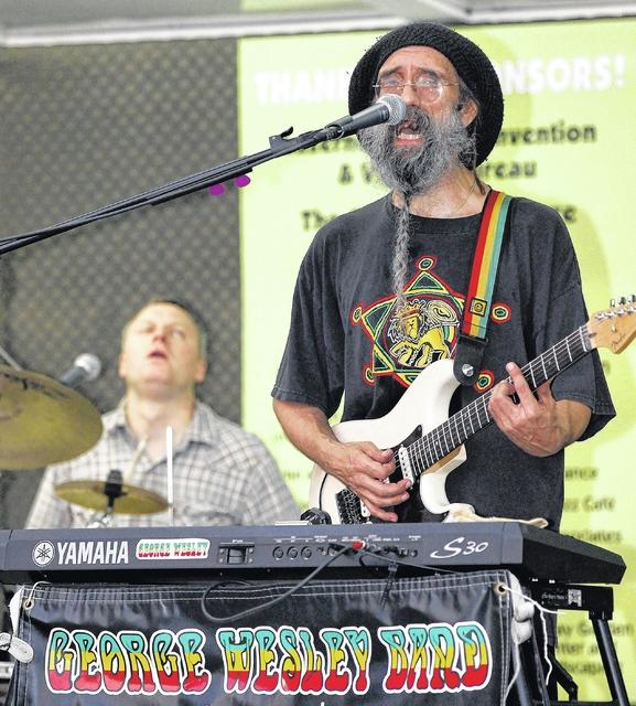 Celebration of musician George Wesley to end Wilkes-Barre Fine Arts Fiesta
