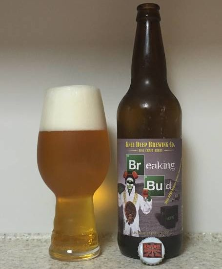 I'd Tap That: Knee Deep's Breaking Bud IPA crown jewel of brewery's products