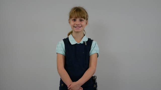 The NEPA Creative Series: Laurel Run kid active in Girl Scouts, karate