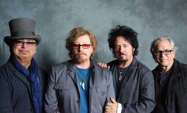 Jazz fusion/pop-rockers Toto to perform at Wilkes-Barre's F.M. Kirby Center