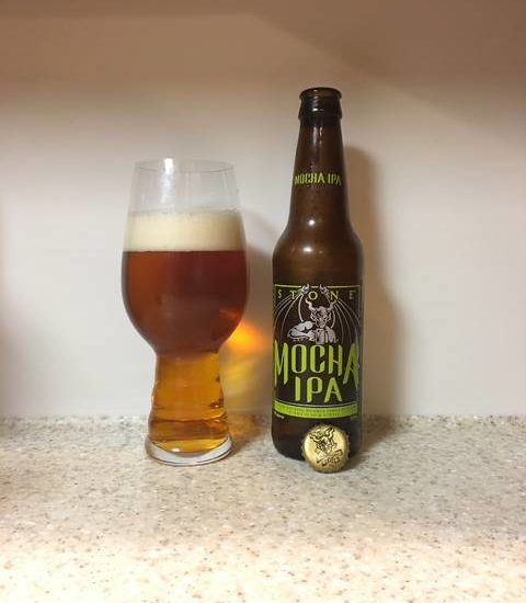 I'd Tap That: Freshly ground coffee, rich chocolate meet hops in Mocha IPA