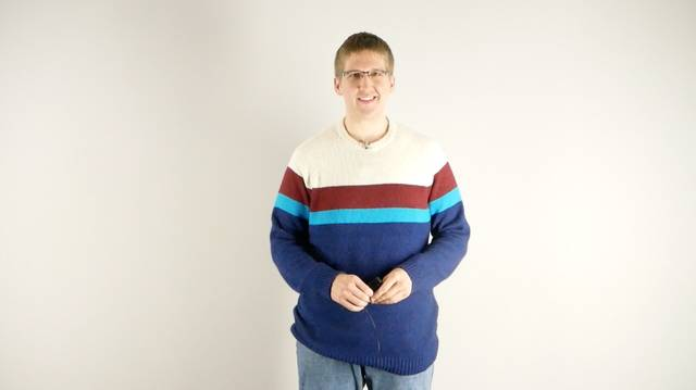 The NEPA Creative Series: Wilkes-Barre man seeks the source of smiles