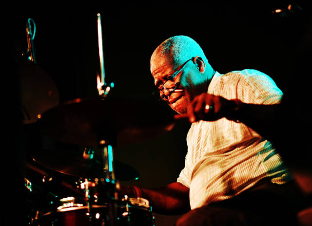 Look What You Missed: Jaimoe's Jasssz Band plays the F.M. Kirby Center