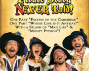 'Greatest Pirate Story Never Told' to bring improvisational comedy to Kirby