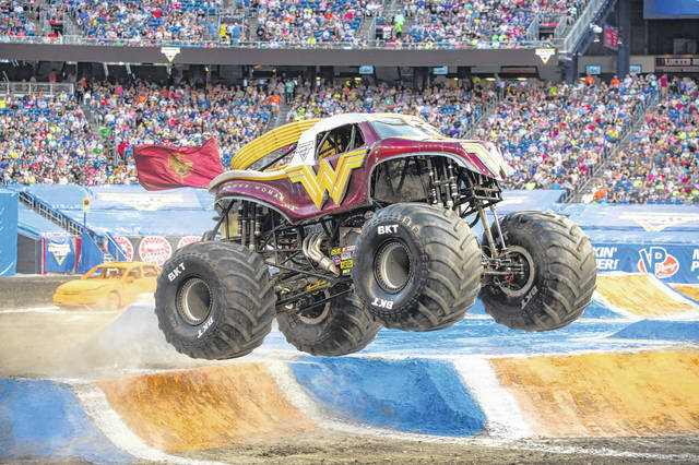 'Girl power' fuels Monster Jam racing series headed for Wilkes-Barre Township