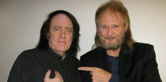 Shown from left, Tommy James and Edd Raineri (Beatledd).                                   Submitted photo